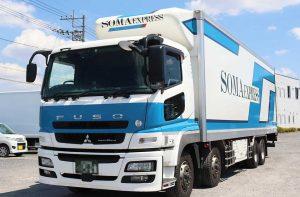 ◆正社員◆ 大型トラックドライバー募集!(所沢本社)